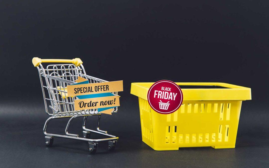 Zbliża się Black Friday! Ułatw sobie zakupy dzięki Google Shopping Shortlist [NOWOŚĆ]