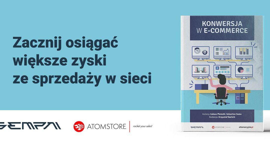 Konwersja w e-commerce. Książka od Sempai już w sprzedaży!