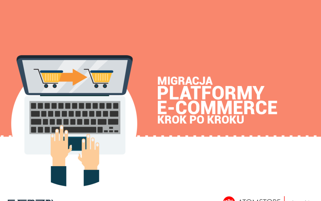 Migracja platformy e-commerce krok po kroku [INFOGRAFIKA]