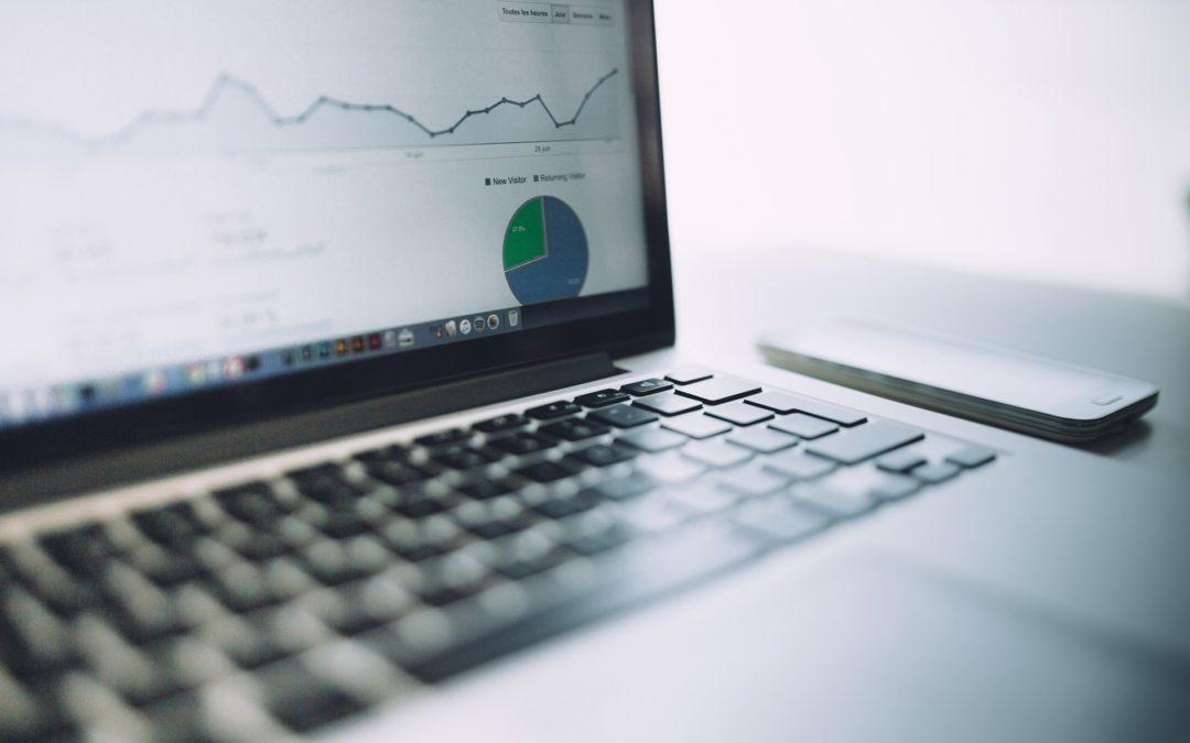 Założenie konta Google Analytics oraz połączenie usługi z serwisem www