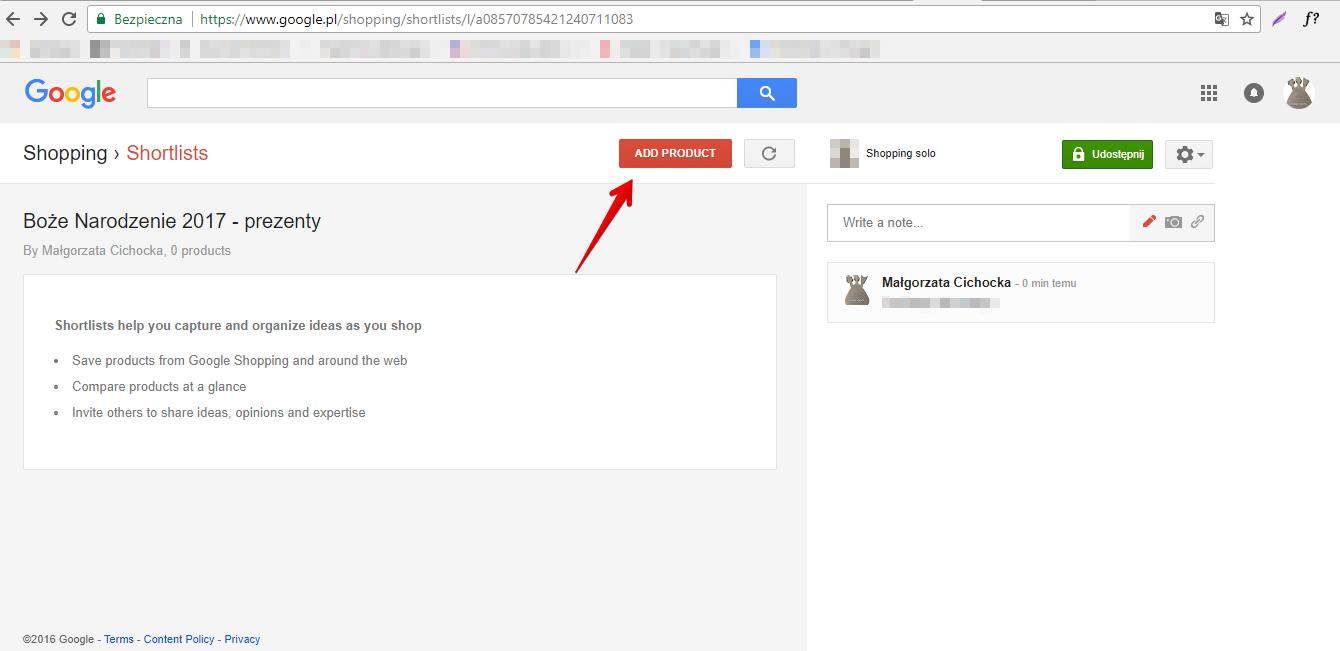 Shortlists Google Shopping - 4