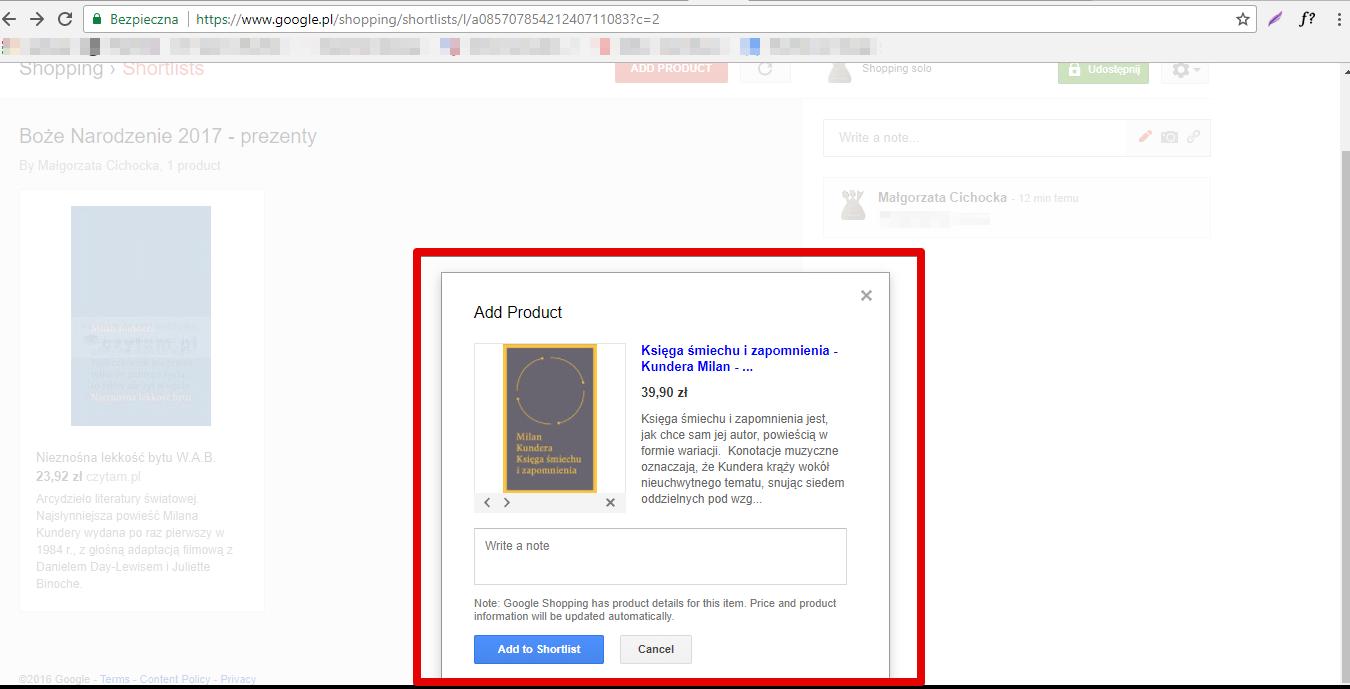 Shortlists Google Shopping - 6