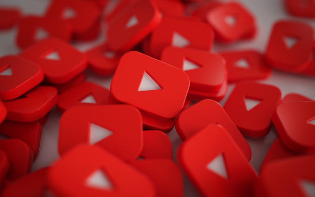 Udostępnienie konta YouTube oraz filmu reklamowego pod kampanie wideo dla Google Ads