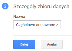 zwroty w google analytics 1.5