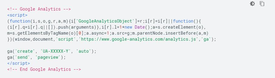 analytics.js widok