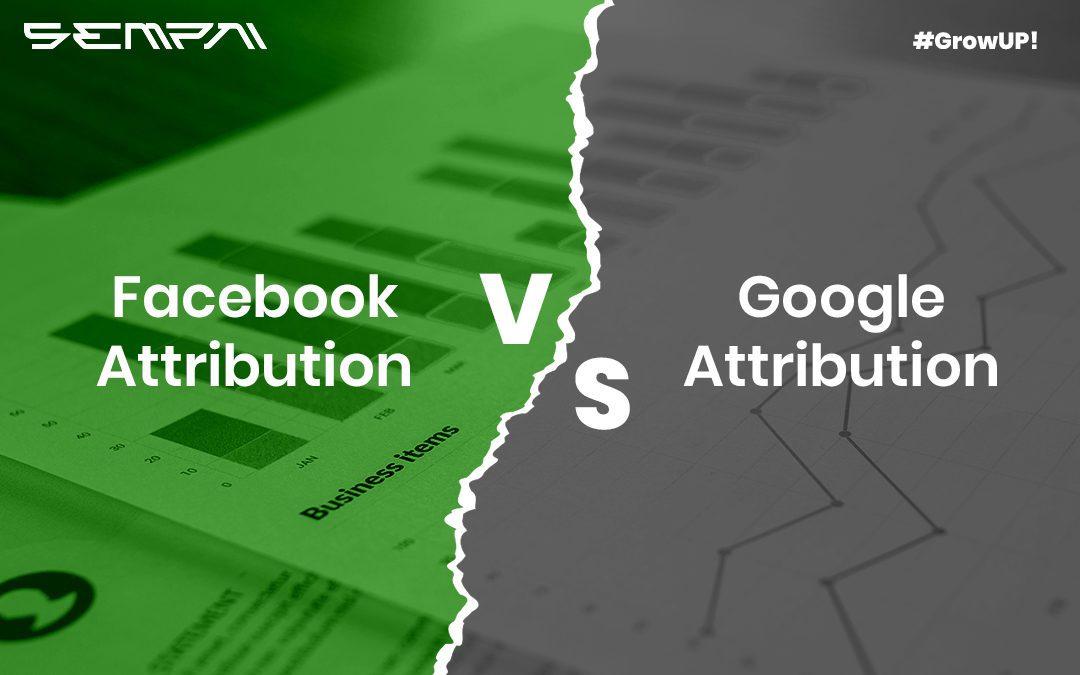 Facebook Attribution vs Google Attribution. Porównanie narzędzi