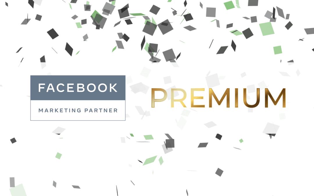 Facebook Marketing Partners for Agencies. Sempai partnerem PREMIUM