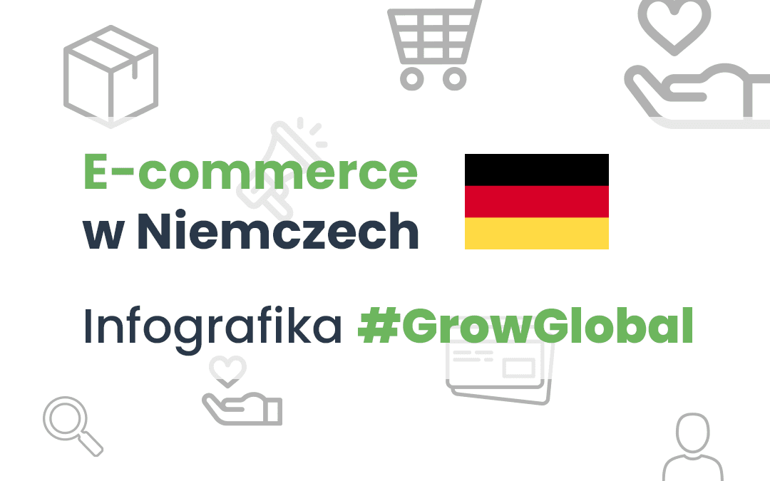 E-commerce w Niemczech. Infografika #GrowGlobal