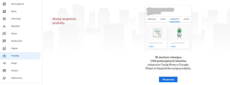 google moja firma pozycjonowanie 11
