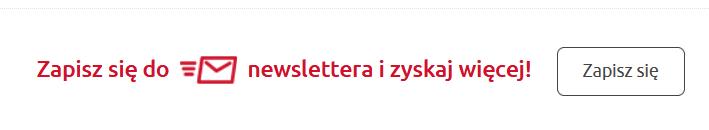 checklista cro - lojalność newsletter