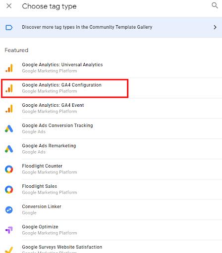 Konfiguracja Google Analytics 4 przez Google Tag Manager