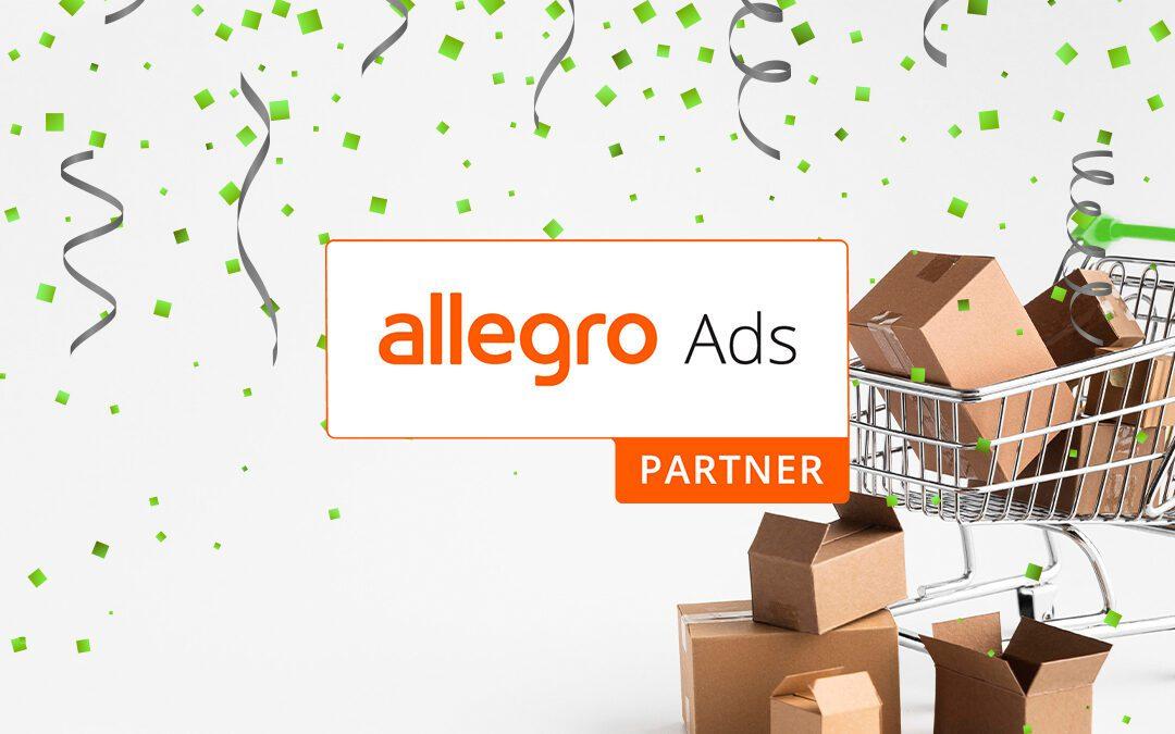 Sempai oficjalnym partnerem Allegro Ads