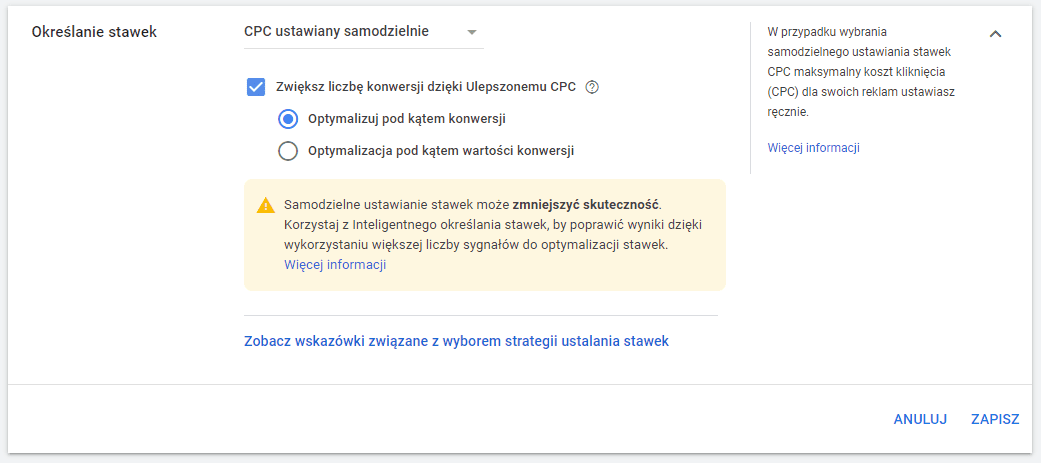 Jakie są popularne modele rozliczeń reklamy internetowej - CPC w Google Ads