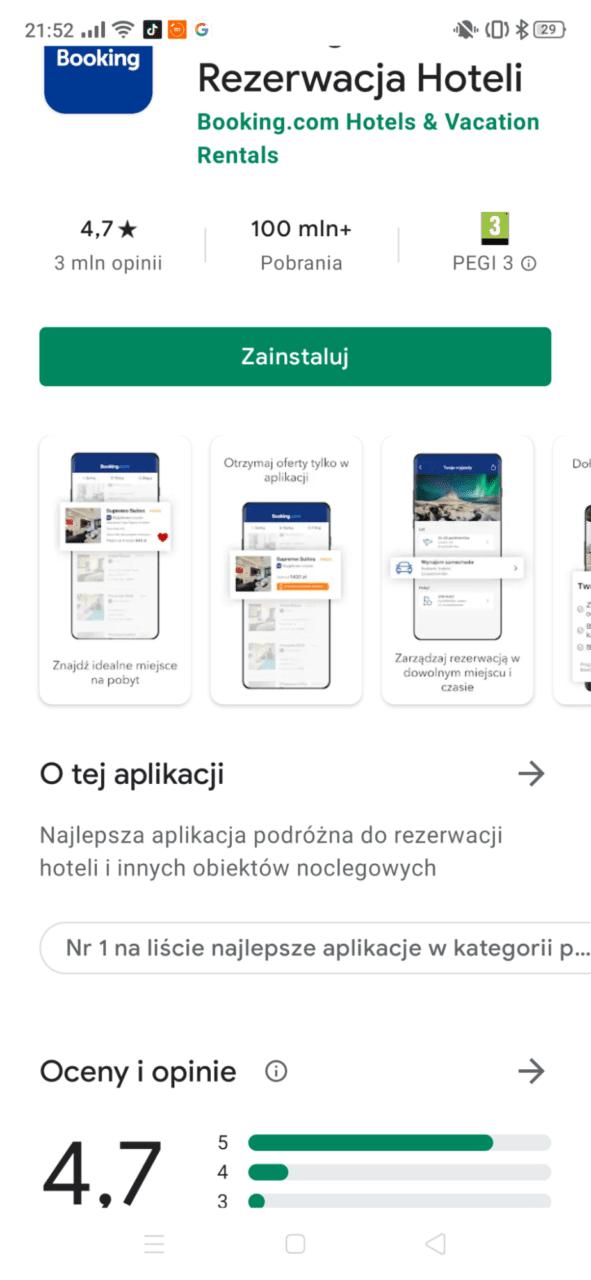 Jak promować aplikacje mobilne za pomocą Google Ads - optymalizacja reklamy - opis